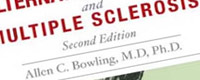 books on Multiple Sclerosis care and treatment