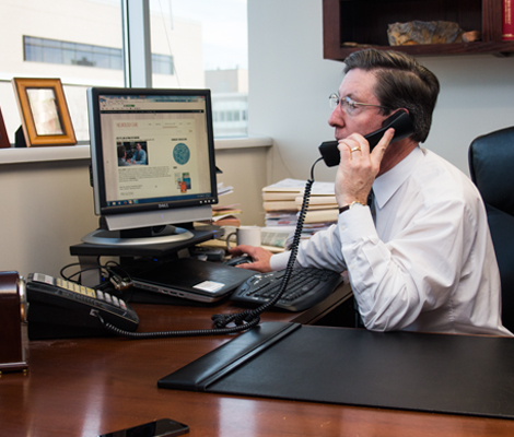 Dr Bowling provides care coordination services for Multiple Sclerosis patients